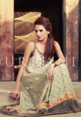 Tena Durrani Bridal Wear Collection