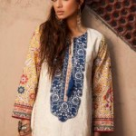 khaadi party wear collection