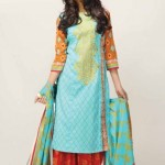 Sawan Mid Summer Collection 2013 by Orient Textile Mills