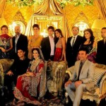 Pakistani model mehreen syed wedding pictures