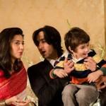 Mahira Khan with Husband and Kids
