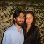 Mahira Khan with Husband