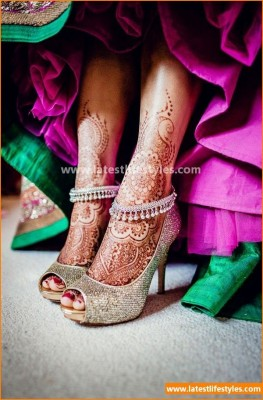 Bridal Henna Designs Collection