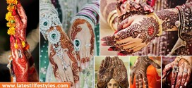 New Bridal Mehndi Designs 2016 For Your Wedding Day