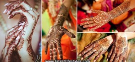 50 Breathtaking Arabic Mehndi Designs To Try In 2016