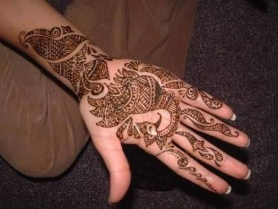 Latest Arabic Mehndi Designs