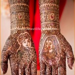 Mehandi Designs for Brides 2016-2017