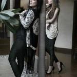 Shehla Chatoor and her Muse Ayesha Omar