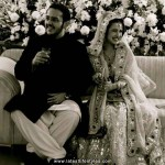 Azaan Sami Khan and wife Sofia Wedding Pictures