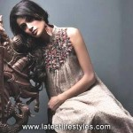 New Women Party Wear Dresses by Cranberry Clothing Pakistan