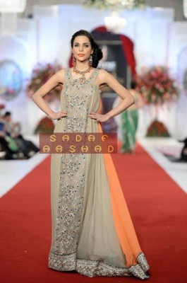 New Bridal Collection 2014: Sadaf Arshad by Sadaf Dziner Studio