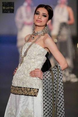 Sana Hashwani & Safinaz Muneer Bridal Collection