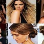 Women Long, Short, Medium, Ombre Buns Hairstyles