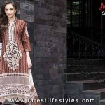 Al-Zohaib Textile Mahnoor Spring Lawn Collection