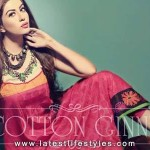 cotton Ginny Ready to Wear Summer Collection 2014