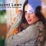 Crescent Lawn Spring/Summer 2014 Collection by Faraz Manan