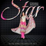 Star Classic Lawn & Star Crinkle Chiffon Summer Collection 2014