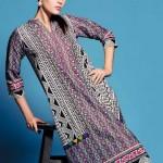 Nishat Pret Wear Dresses Designs 2014