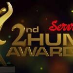 2nd HUM Television Awards 2014