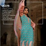 Umar Sayeed Summer Lawn Collection by Alkaram Textiles