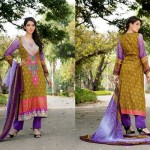 Amna Ismail Embroidered Lawn Dresses 2014