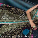 Phatyma Khan Spring Summer Collection 2014
