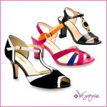 Women New High Heel Trendy Shoes Collection