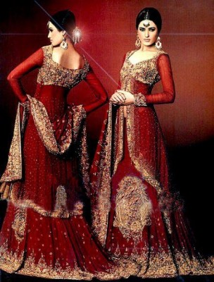 Bridal Gowns Pakistani Wedding Dresses