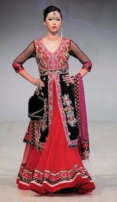 Bridal Gowns Pakistani Wedding Dresses