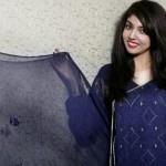 Charmeuse Silk Fabric Designer Wear New Designs