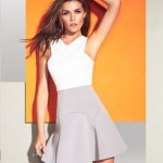 Abbey Clancy Summer Sexy Skirts Collection