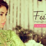 Orient Textiles Women Eid Collection 2014