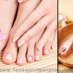 Easy Pedicure Steps at Home