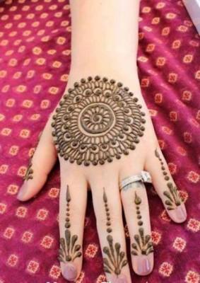 New Mehndi Henna Designs for Hands