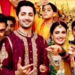 Aiza Khan Danish Taimoor Wedding Pics
