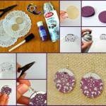 Earrings Easy Tutorial
