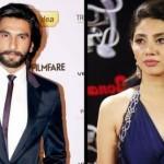 Mahira Khan and Ranveer Singh Indian Movie