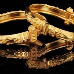 Latest Gold Bangles Designs Collection