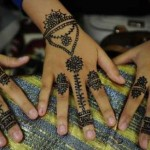 Best Simple Mehndi Designs 2015