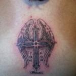 New Cross Tattoo Designs
