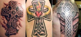New Cross Tattoo Designs Ideas for Men