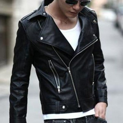 Leather Jackets for Men in UK
