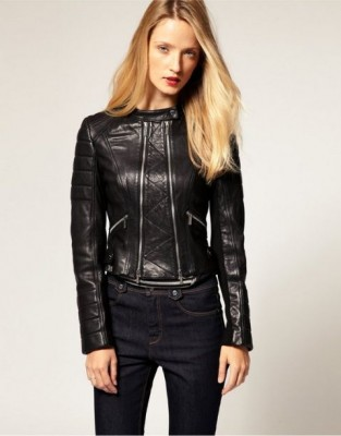 Leather Jackets Designs for Women
