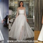 New Bridal Wear Wedding Dresses Trend