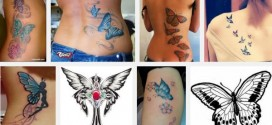 Latest Butterfly Tattoo Designs for Women