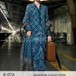 Gul Ahmed Khaddar Collection 2014-15
