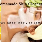DIY Natural Homemade Skin Cleansers