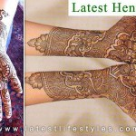 Latest Henna Designs 2015 for Hands
