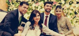 Mahnoor Baloch daughter married to Obaid | Wedding Pics