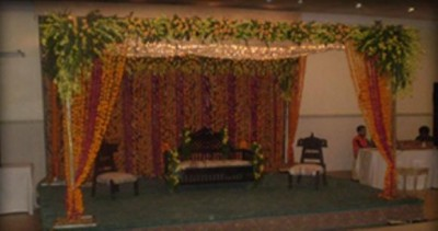 Mehndi Stage Decoration Designs